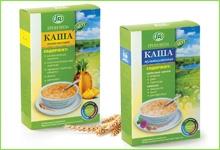 Эко-каши - Органическое питание