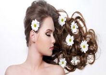 Натуральный уход за волосами